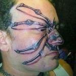 9 самых неудачных тату