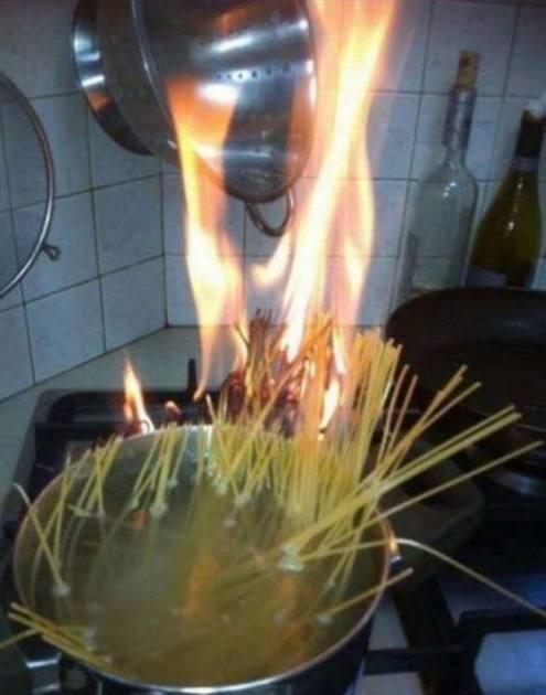 Кулинарный гений