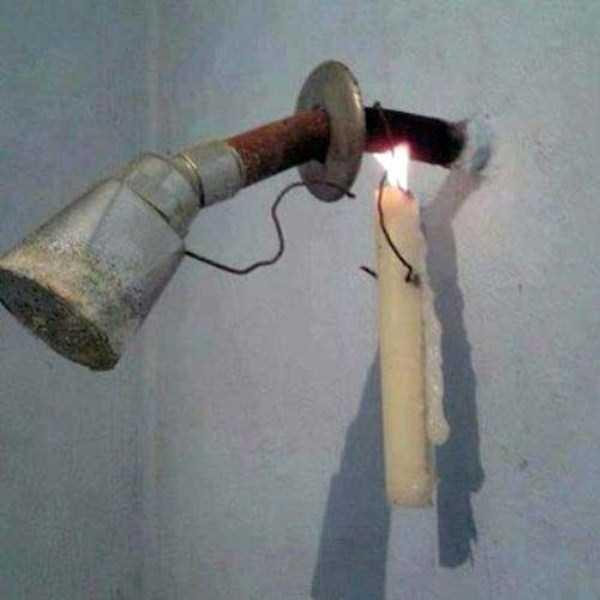 Осторожно, очень горячая вода