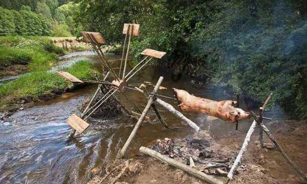 Пикник с комфортом