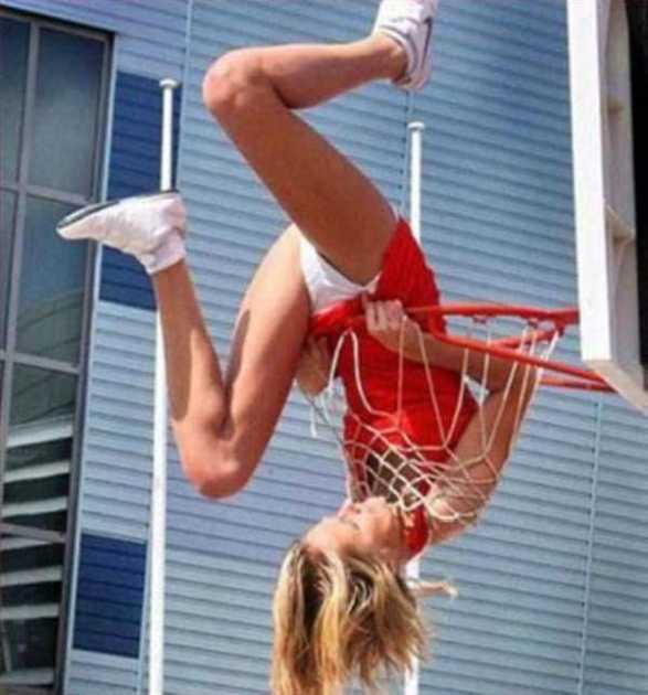 Не люблю баскетбол